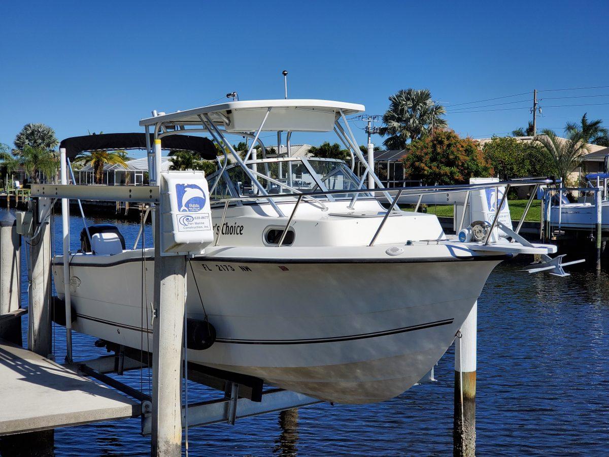 2007 Sea Boss 235 WA