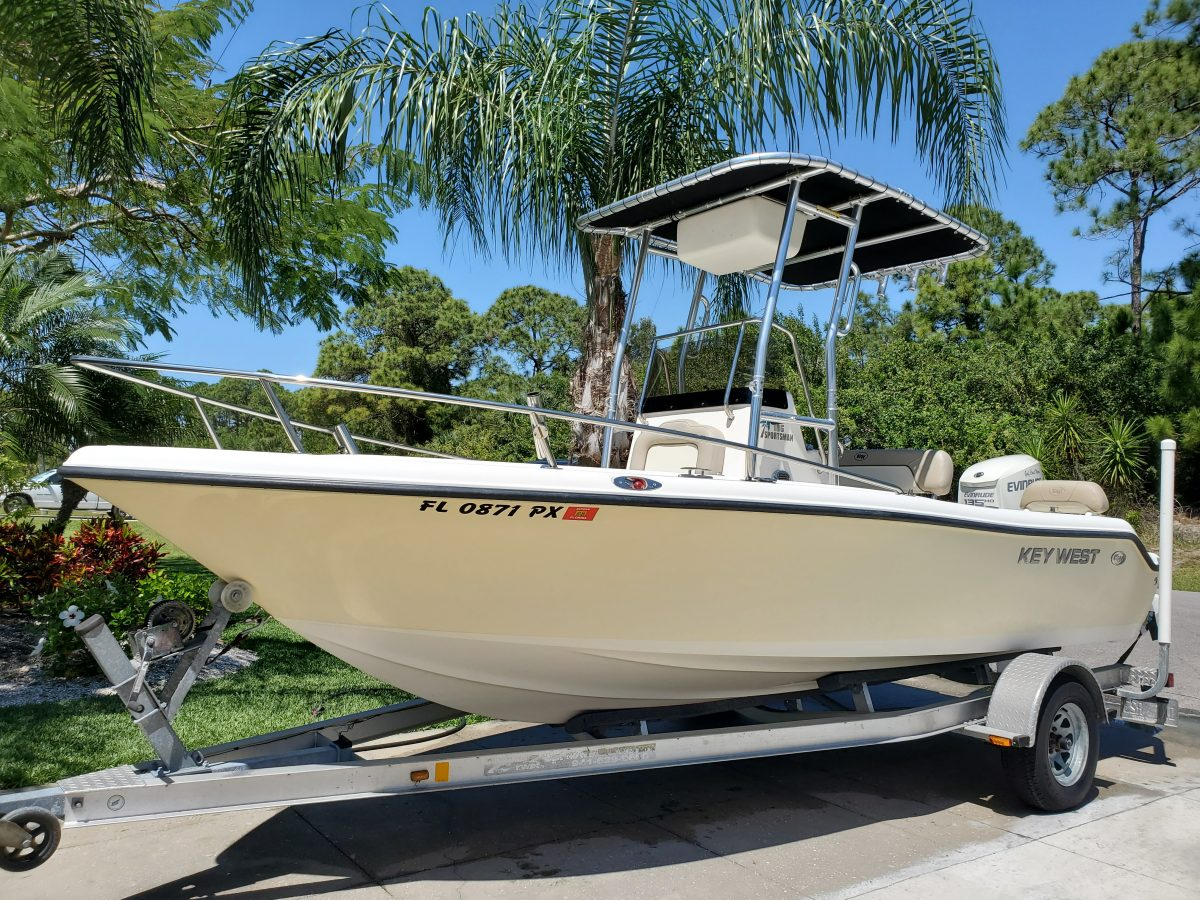 2014 Key West 186 CC